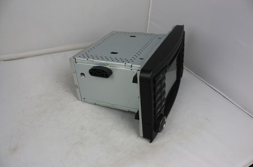 Benz ML CLASS 7 inch car dvd player
