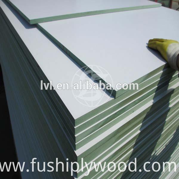 Moisture Resistant 9mm Plain MDF Board