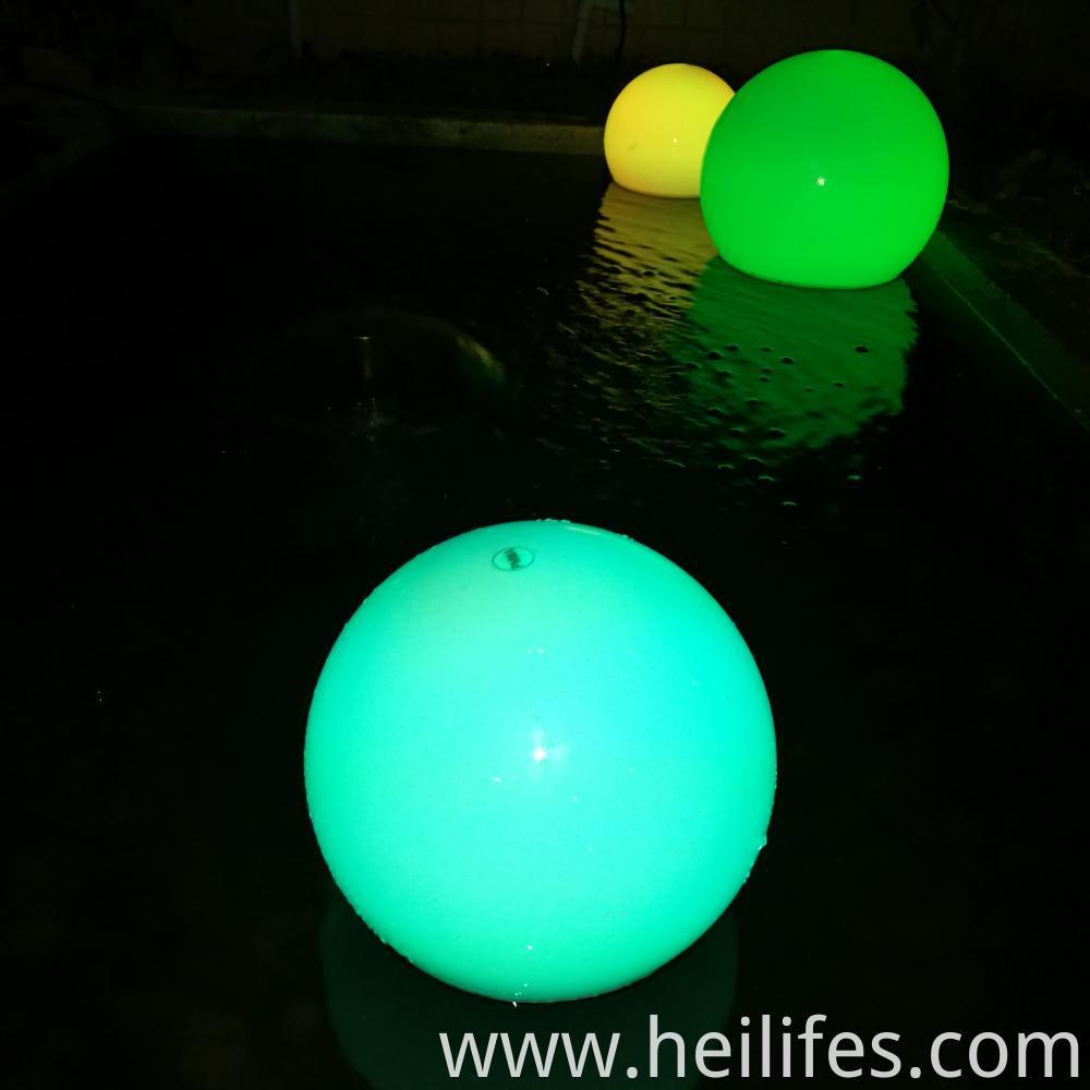 Waterproof LED Ball Light