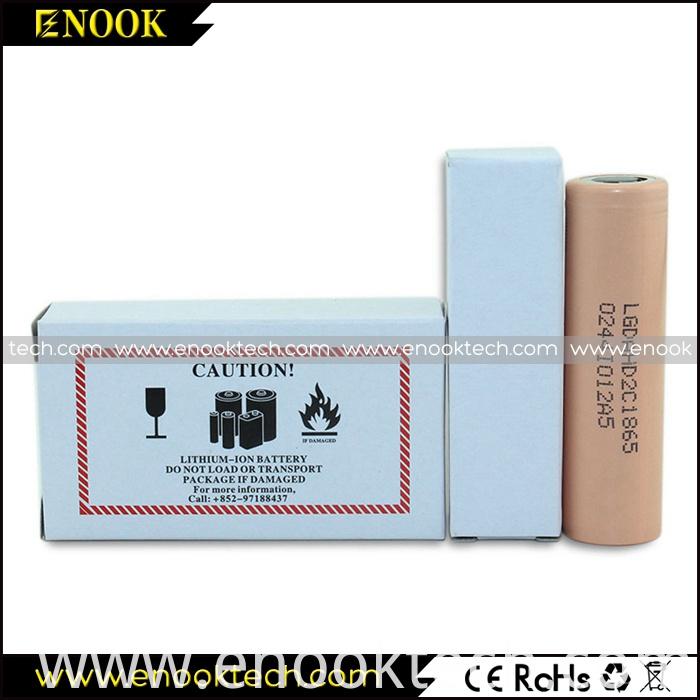 2017 Original 18650 LG HD2C Battery