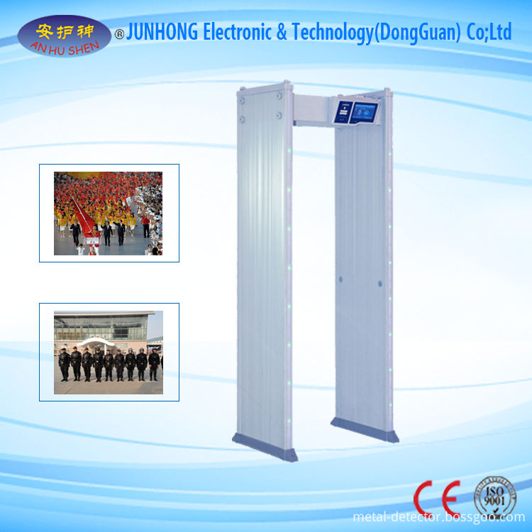 Entrance Metal Detector System