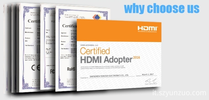 Composito da AV a HDMI Converter
