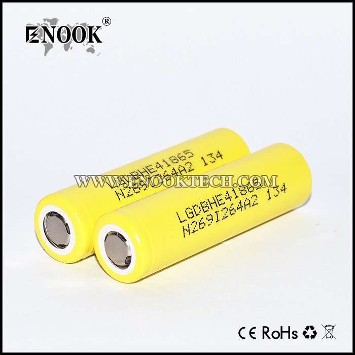 2017 New LG HE4 2500mAh Mod Battery