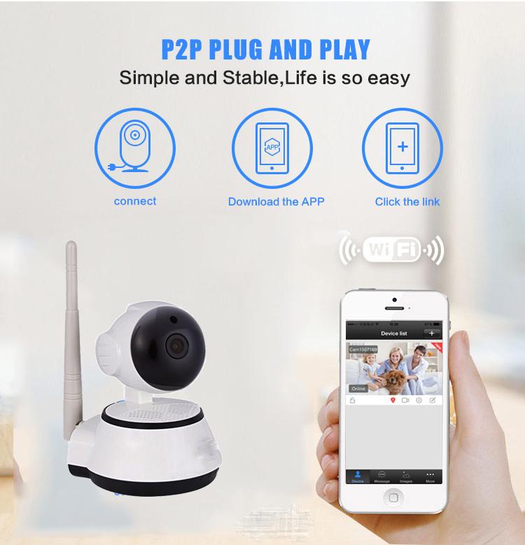 p2p ip camera