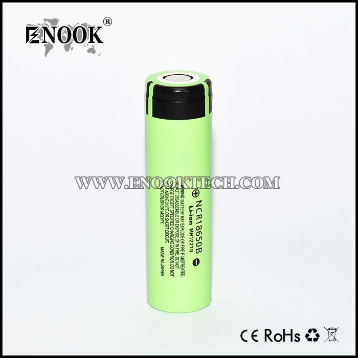 Panasonic 18650b 3400mah Battery 3.7v