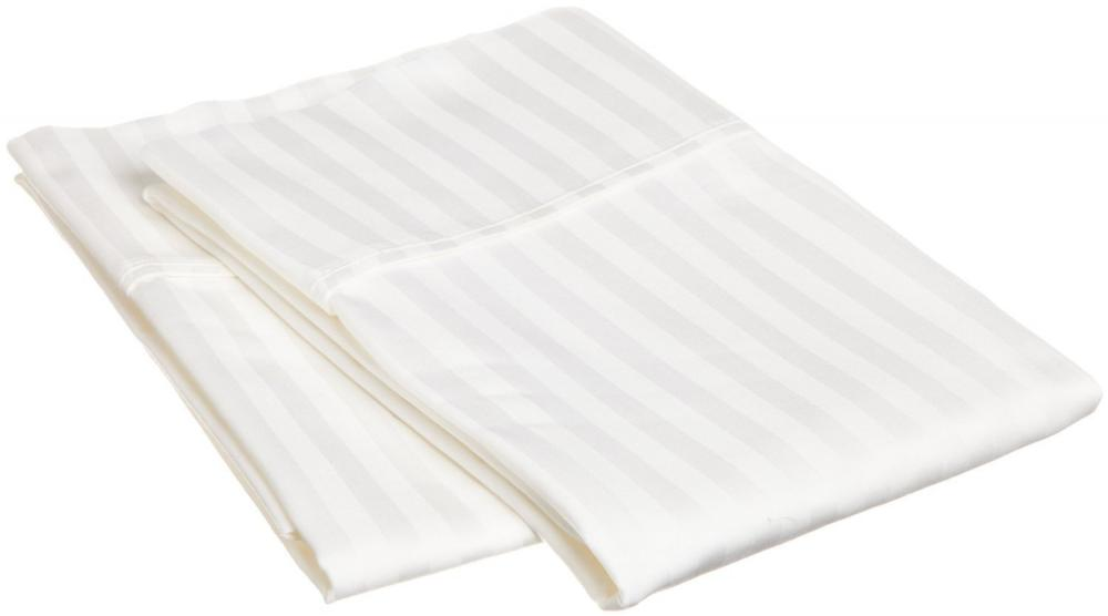 stripe satin fabric for bed sheet