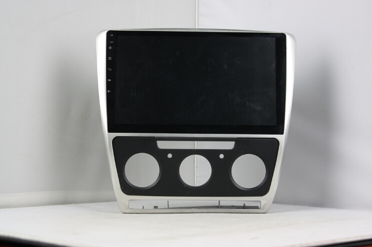 SKODA Octavia Car Audio Systems GPS