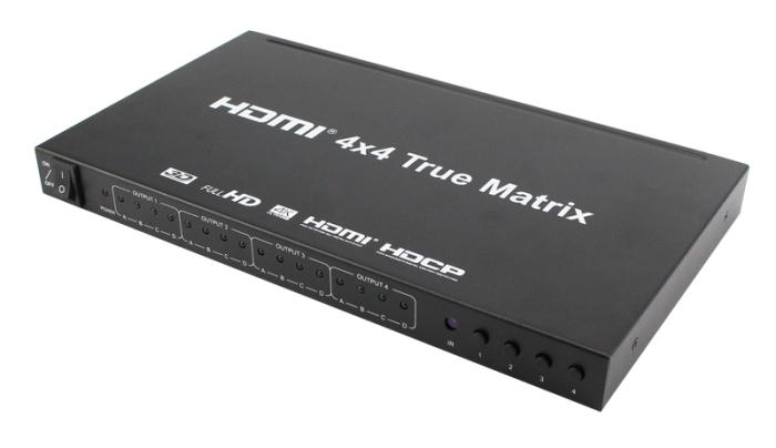hdmi matrix 4x4