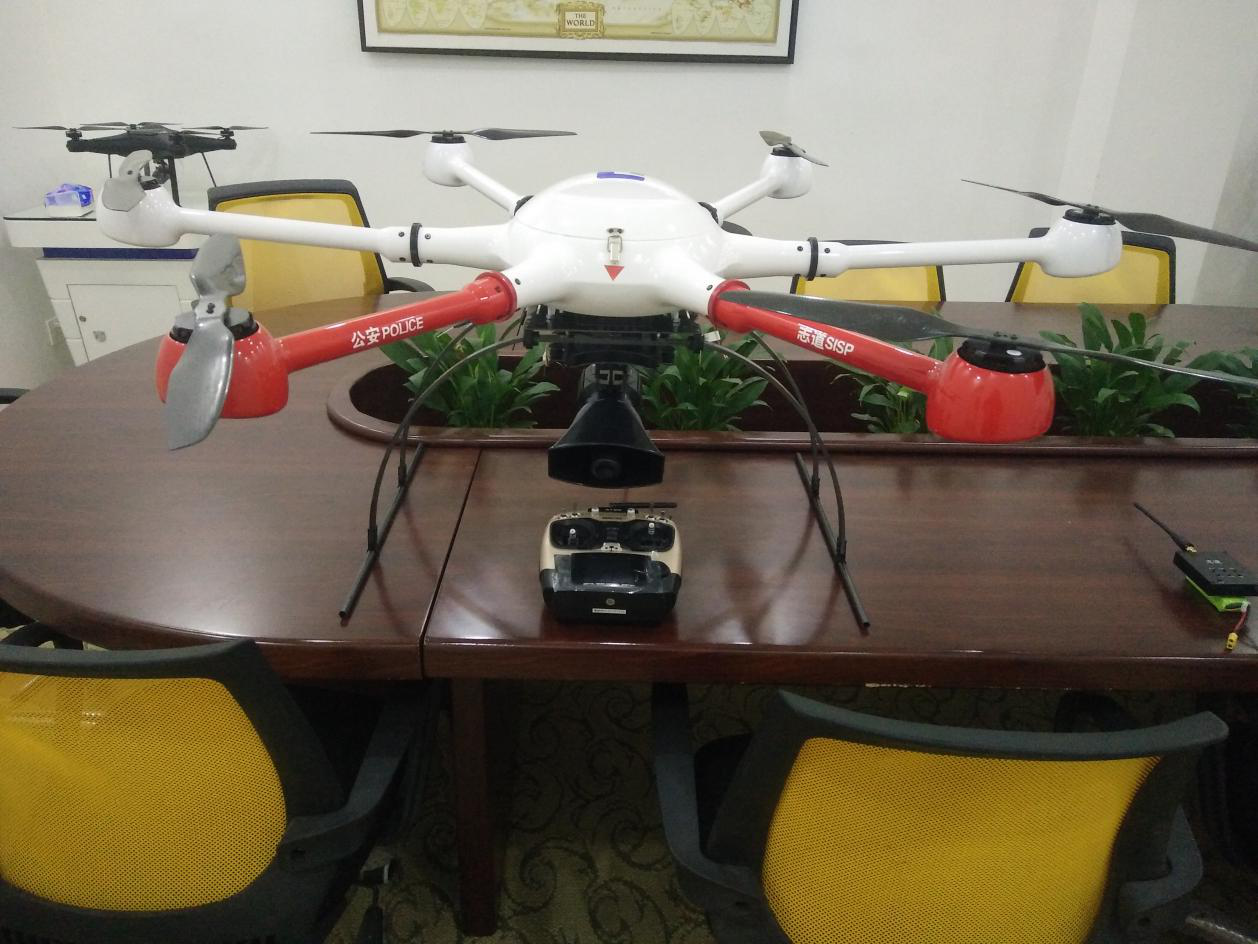 Police drone