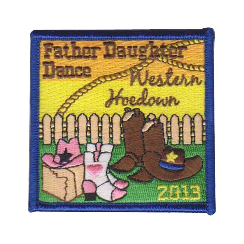 Hoedown Patch