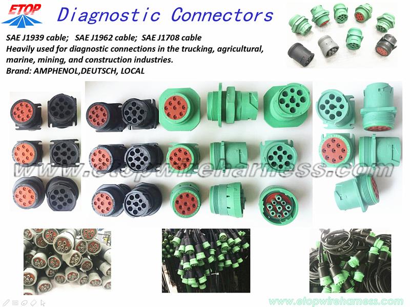J1939 connectors