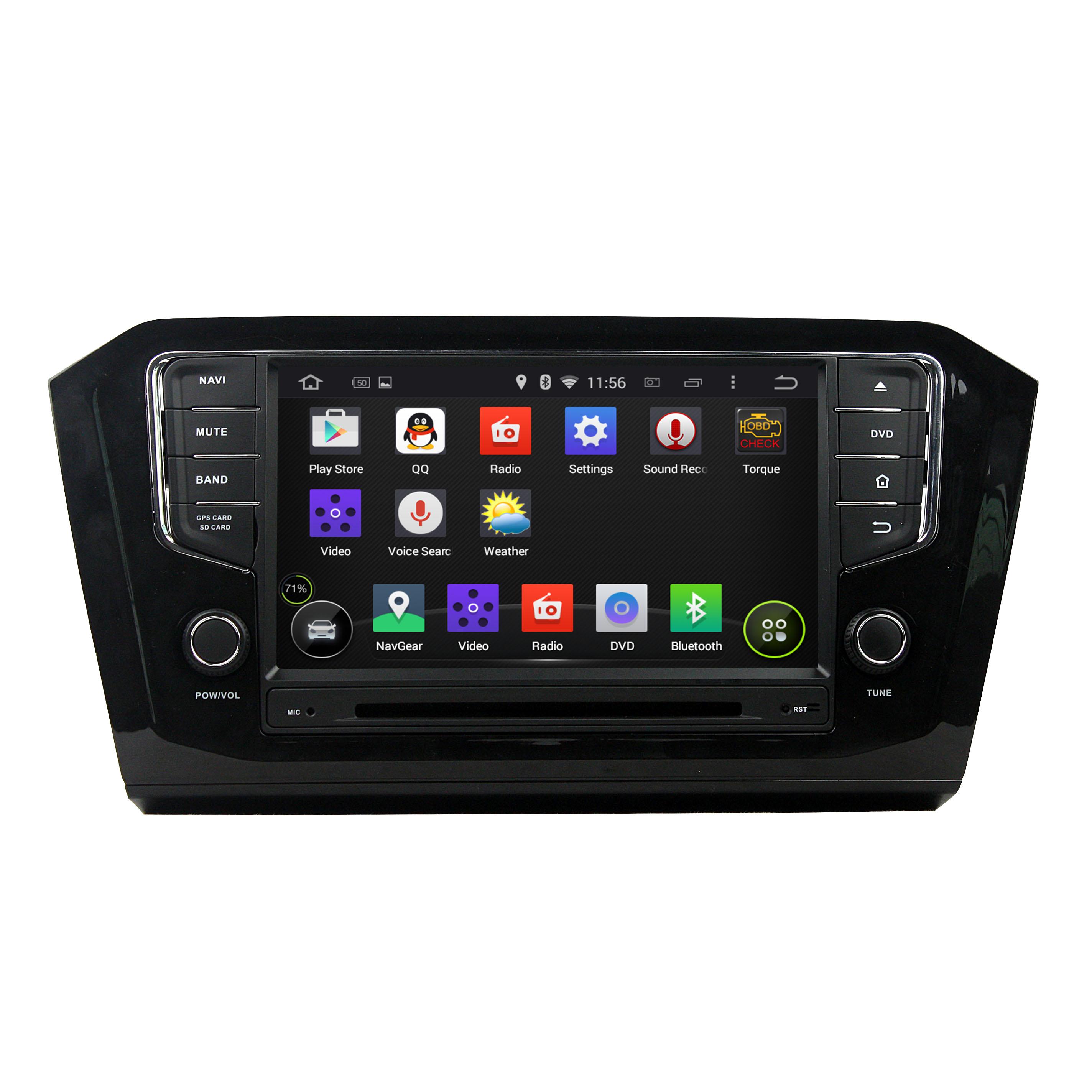 PASSAT 2015 Car DVD Player for VW series
