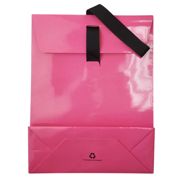 Shopping Coated Paper Bag