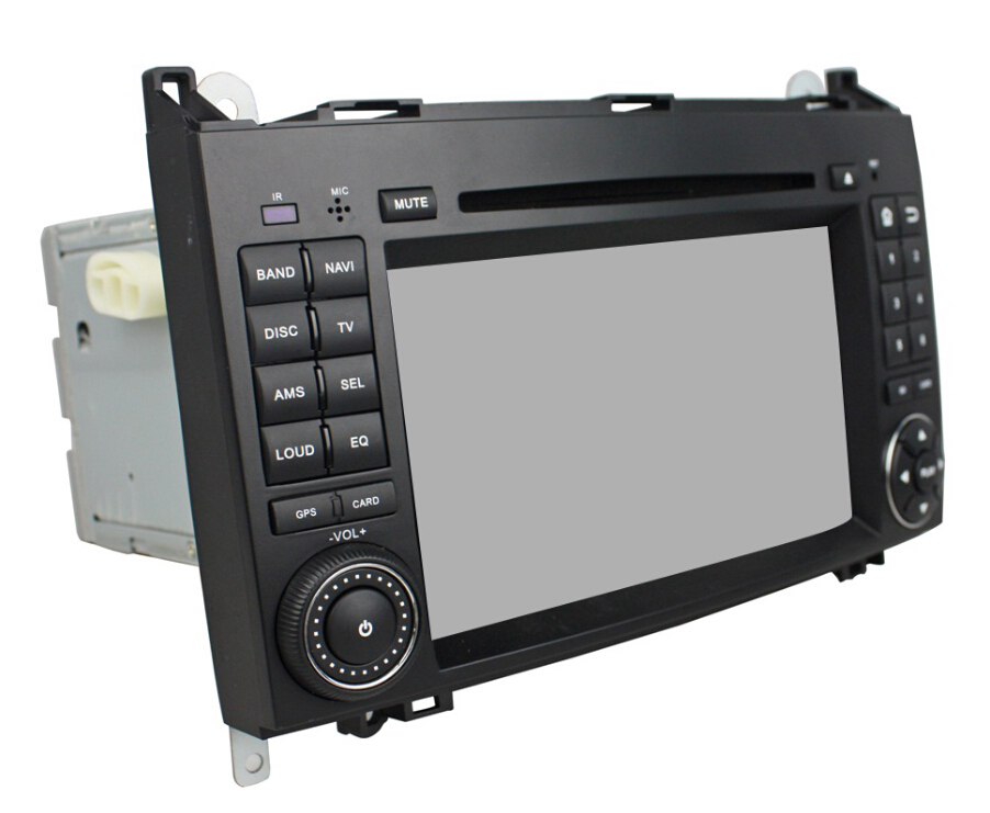 Car Multimedia Player For A-W169