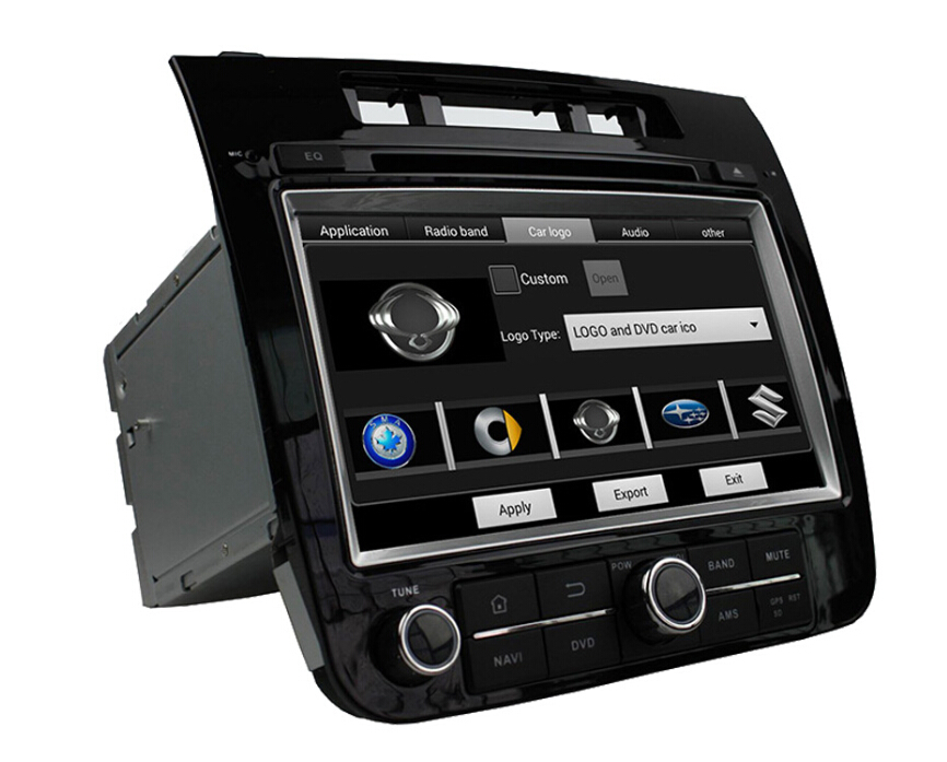 VW Touareg 2011-2014 Car Multimedia System