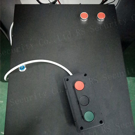 Security Automatic Bollards Controller