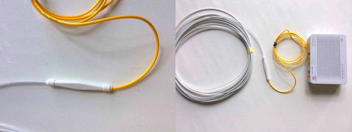 Fiber Optical Splice Box