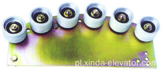 Escalator Components, Support Roller