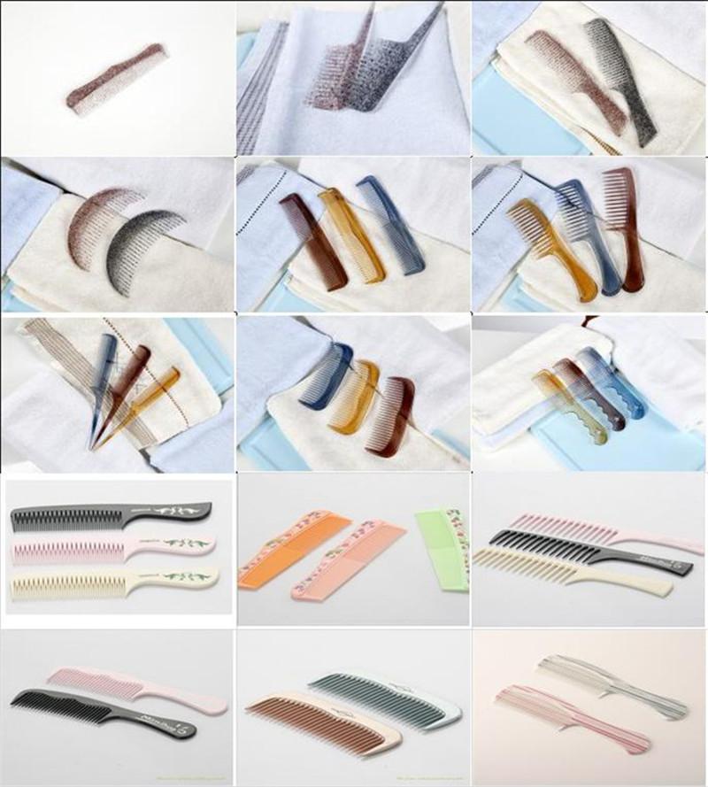 Similar -plastic combs