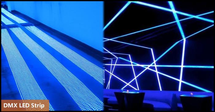 DMX LED  strip 11