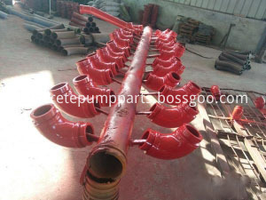 Concrete Pump Elbows