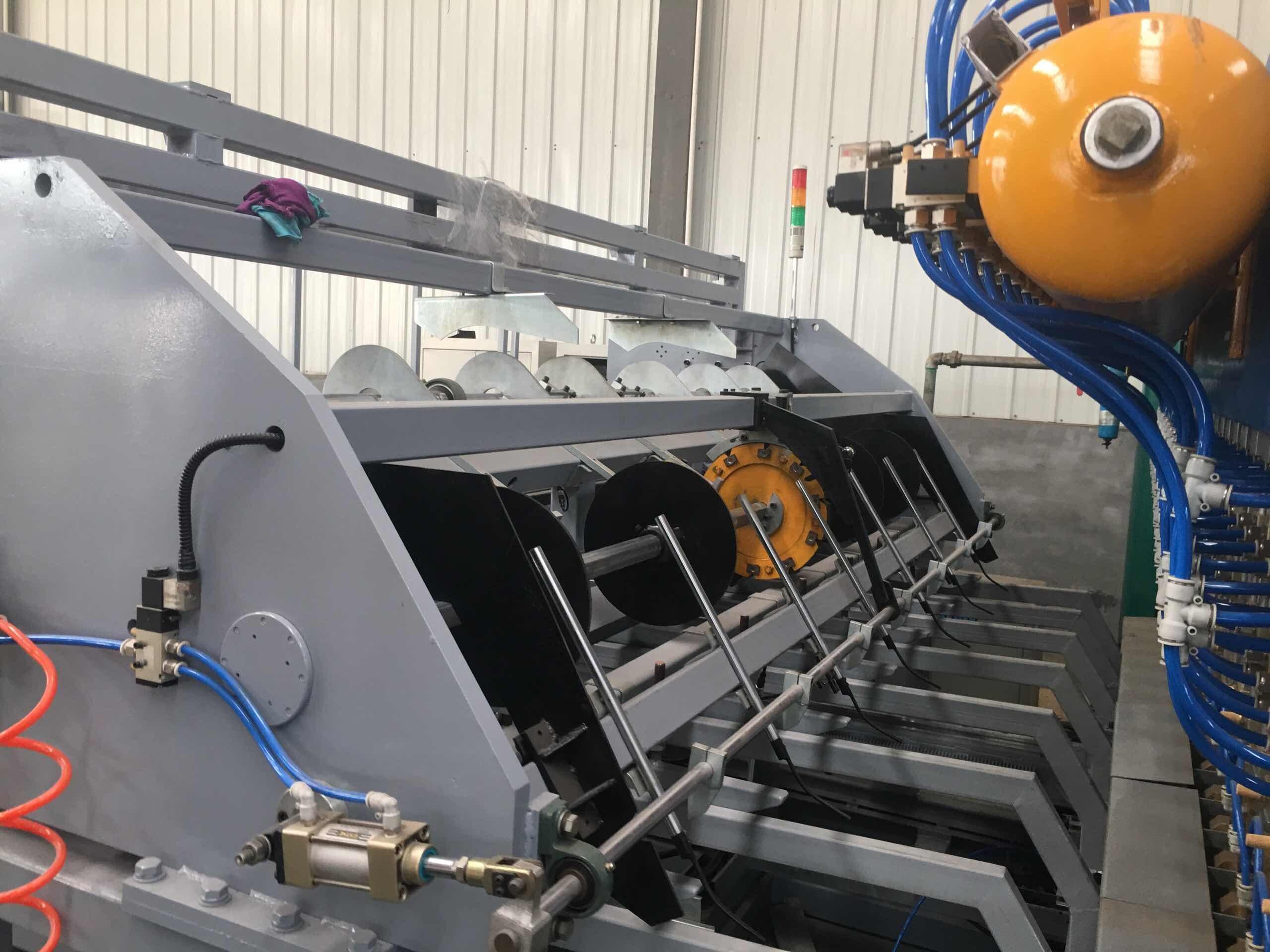 Industrial Metal Mesh Welding Machine