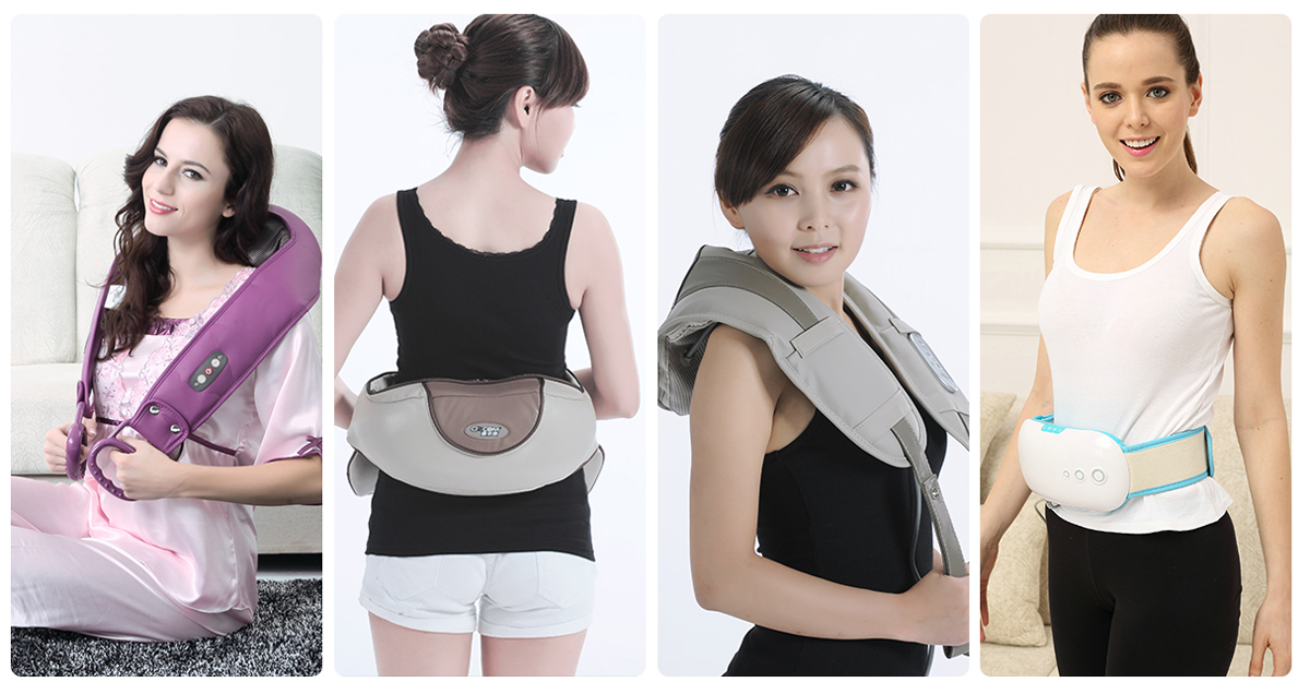 Back Massage Belt