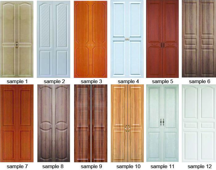 wardrobe door and closet door