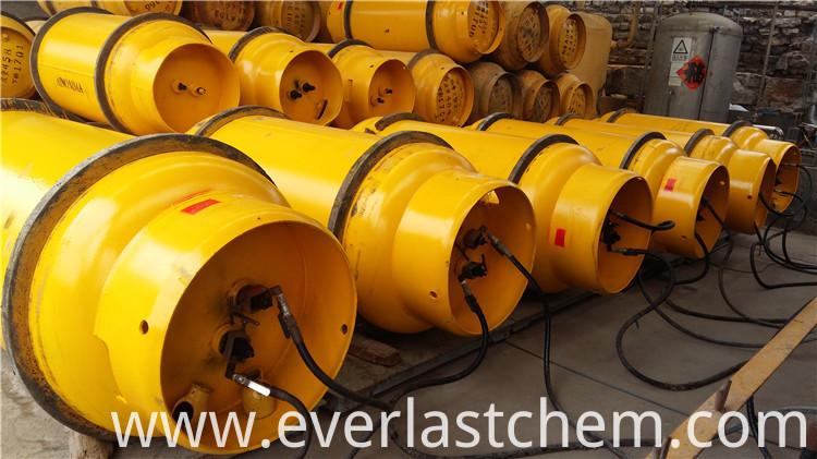 800L Ammonia Cylinder
