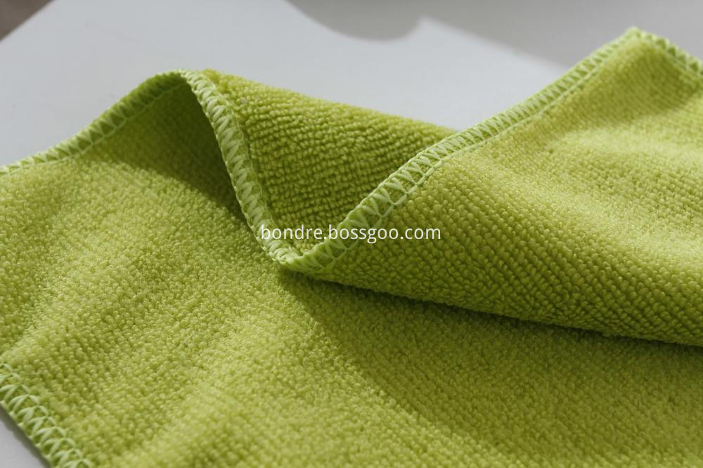 Microfiber Cleaning Towels General House Use High Water Absorbent 2