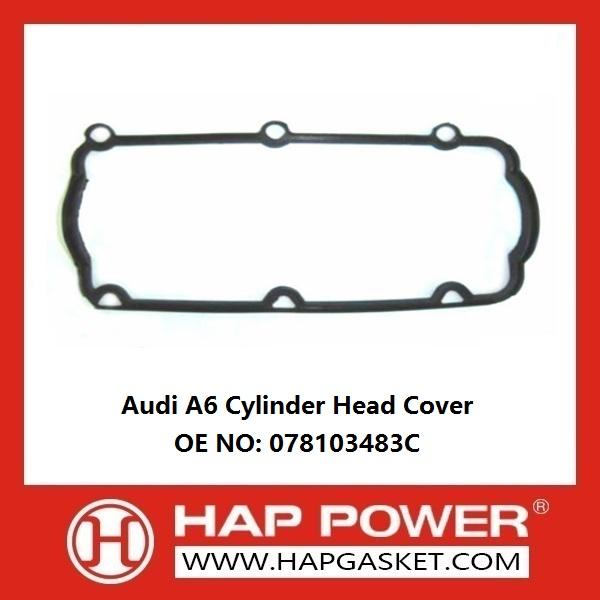 HAP200014 Audi A6 cylinder head cover 078103483C