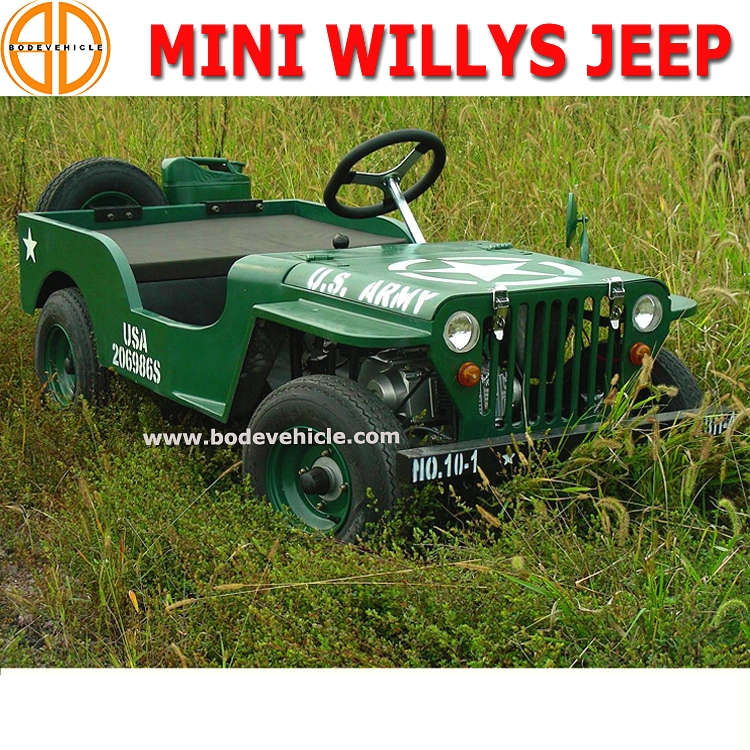 mini willys jeep