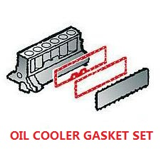 OIL COOLER GASKET SET