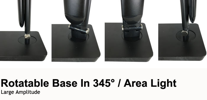 USB desk lamp