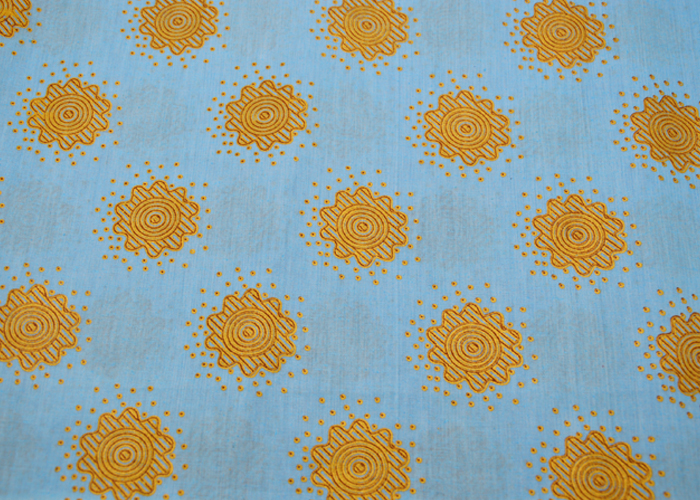 96X72 Polyester Cotton Fabric