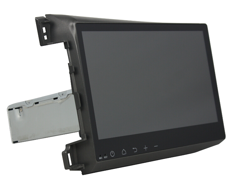 10.1 inch Deckless Android Car DVD For Civic 2012