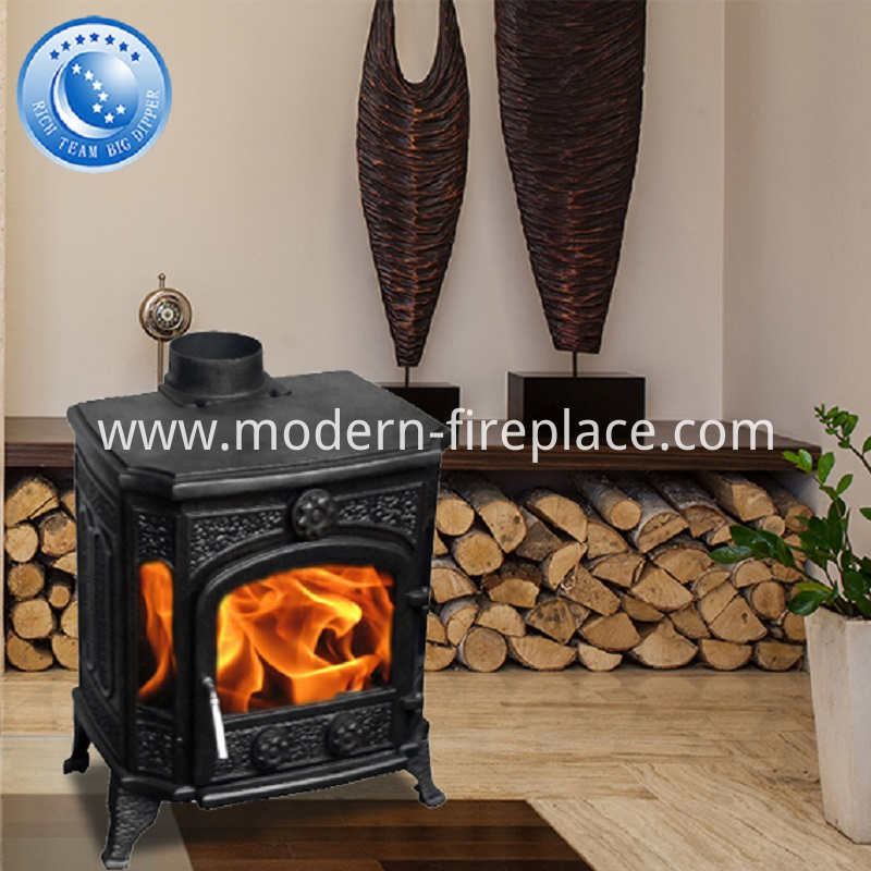 130KG For Sale Cast Iron Wood Burning Stoves
