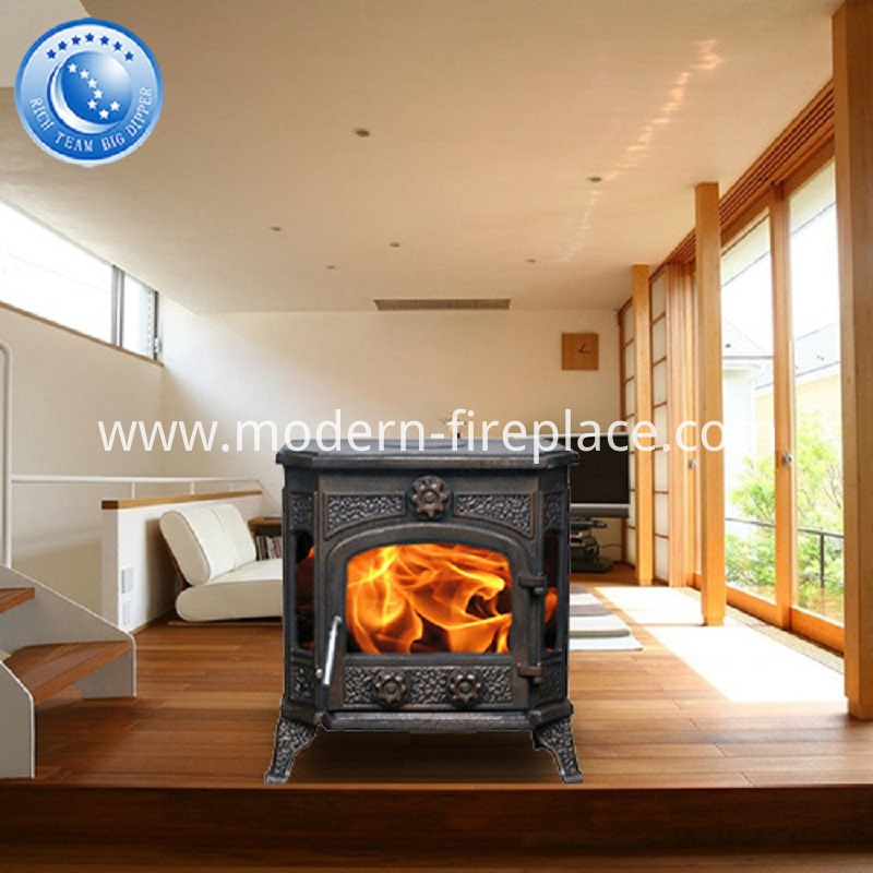 Cast Iron Stoves Wood Burning
