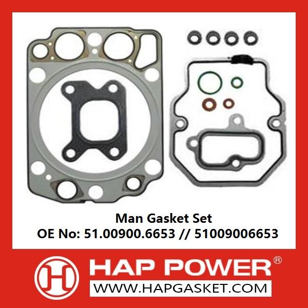 HAP-MAN-S-024 Man Gasket Set 51