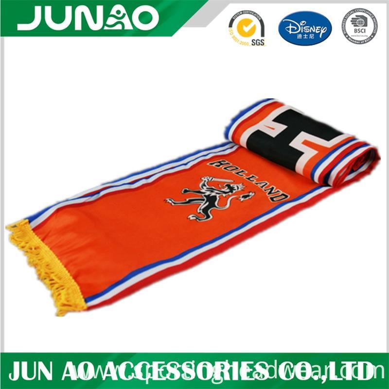customized pattern scarf