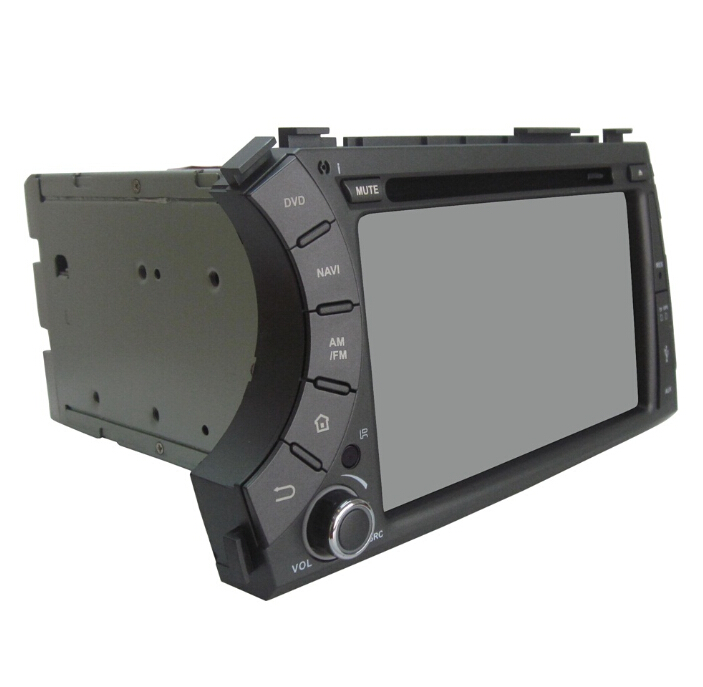 Android 7.1 SsangYong Actyon sports Car Dvd Player