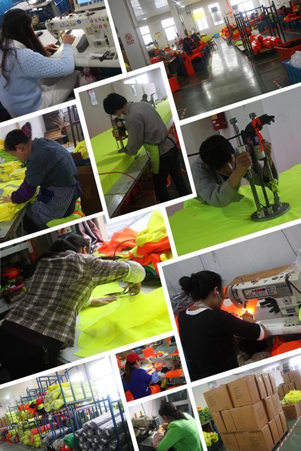Juyuan reflective factory workshop