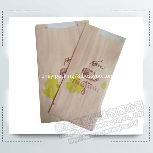 Food Packing Paper Bags