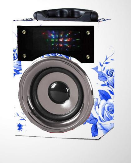 A Professional Mini Bluetooth Speaker