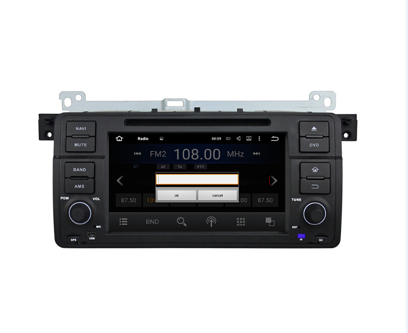 Android 7.1 DVD Car for BMW
