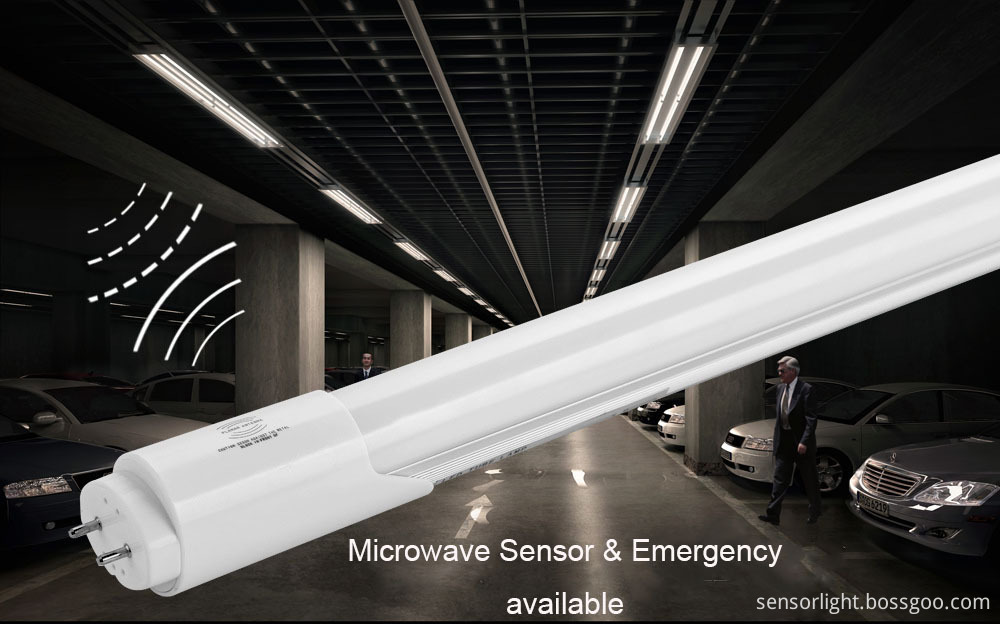 Emergency Led Tube Light