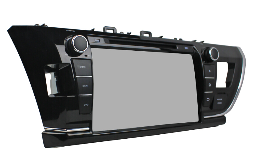 Toyota Corolla 2014-2015 GPS Car Player