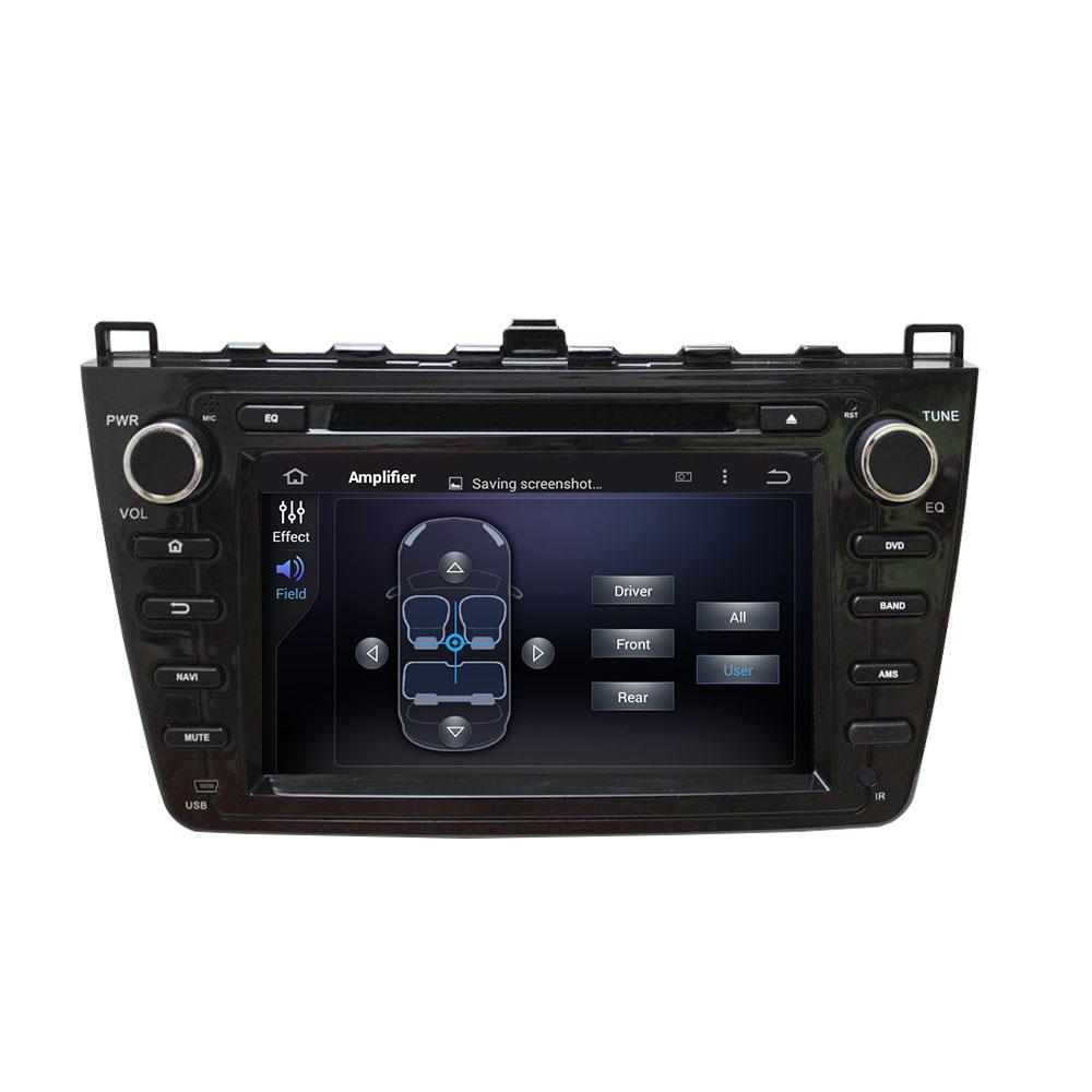 Mazda6 Ruiyi 2008-2012 car dvd player