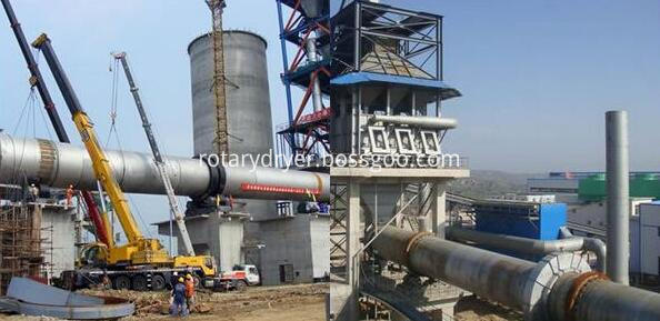 Rotary Kiln For Limestone picture