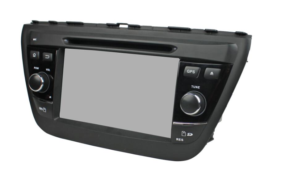 Suzuki SX4 2014 Car dvd player